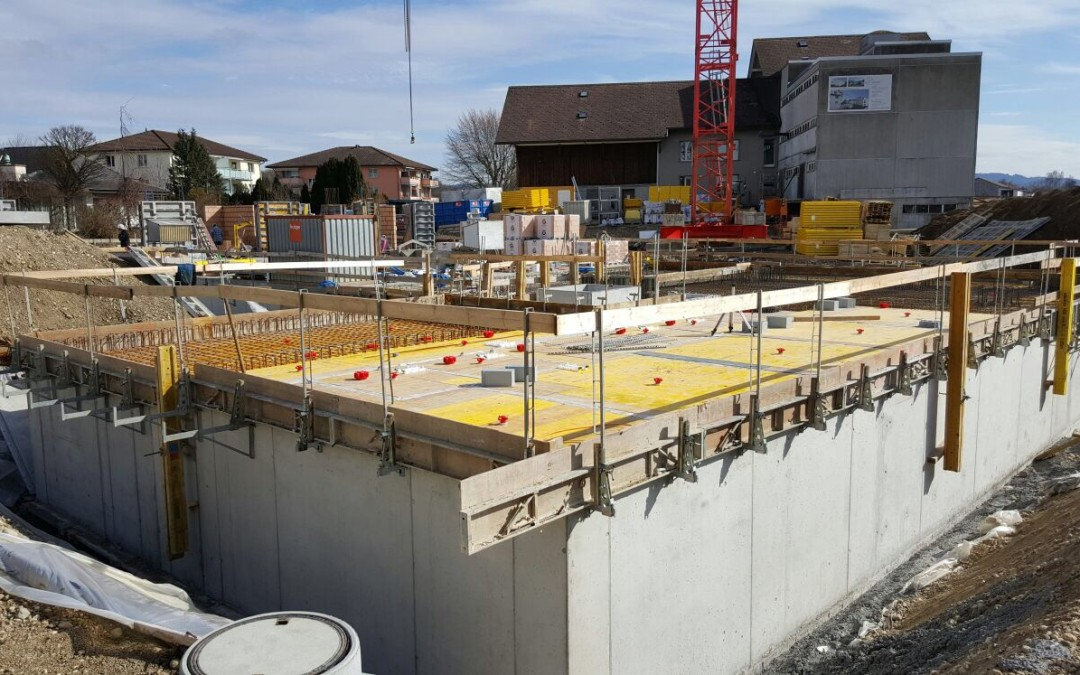 Baustelle 22.2.2017